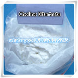Bitartrate CAS de choline de l'amplificateur L-Bitartrate/de mémoire de supplément de cerveau de 99% : 87-67-2