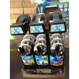 Handelsbillig zwei Tannks Joghurt-Schlamm-Maschine