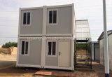 動産は建築現場または探鉱チームまたは調査のチームのための容器の家をアセンブルする
