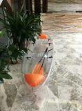 B1 solide de pente d'extension d'Insulantion de son de toit de polycarbonate de feuille de PC de vente directe d'usine de Foshan