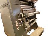 Máquina de estratificação quente e fria do rolo automático com sistema de guiamento do Web (XJFMR-130)