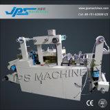 Der automatische Kennsatz sterben Scherblock-Maschine mit Lamination+Punching+Hot dem Stempeln