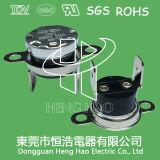 Interruttore del regolatore di temperatura per il forno a microonde