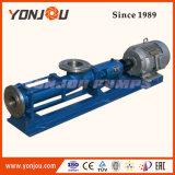 Насос винта цемента/одиночный насос винта/Mono насос винта (чугун, нержавеющая сталь 304, 316, 316L)