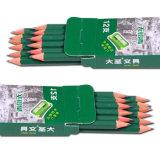 ログ木のカスタムカラーHb H B 2bの鉛筆
