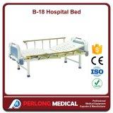 病院の家具のABS頭板B-18-1が付いている移動可能な完全野鳥捕獲者の病院用ベッド