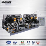 Compressore di pistone industriale ad alta pressione senza olio portatile (K2-83SW-2240)