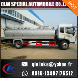 FAW Jiefangの頑丈で新しいミルクタンク輸送のトラック