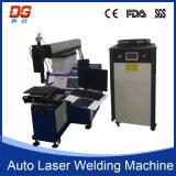 400W hoge Efficiency Vier Machine van het Lassen van de Laser van de As de Automatische