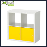 Шкаф блока индикатора хранения Bookcase дуба