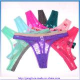 Correas atractivas de la mezcla del color de la ropa interior al por mayor de las mujeres