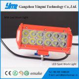 """indicatore luminoso del lavoro di 36W 12V LED, """" indicatore luminoso 4D del lavoro del LED 4"""