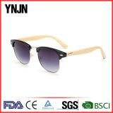 Fabricant en Chine naturelle Grossiste Lunettes de soleil en bambou (YJ-1505)
