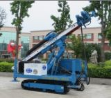 Taladro de Micropile de la perforadora de la fundación de la plataforma de perforación del ancla de Xitan Mdl-135h