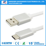 Nuevo Tipo-c de la llegada/para el cable de carga rápido del USB de los datos del iPhone