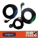 Le câble chauffant de conduite d'eau pour la pipe protègent l'UL et le VDE de GS de la CE reconnus