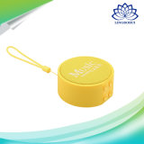 Wireless Bluetooth MP3 Portable Mini Speaker com forma de bolo