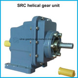 Schraubenartiges Geschwindigkeits-Reduzierstück des Getriebe-Src03 ohne Elektromotor