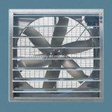 Estábulo do ventilador de ventilação que funciona o ventilador Dust-Proof da fábrica de matéria têxtil da prova da água do ventilador durável