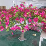 Крытый искусственний вал цветка Magnolia для украшения гостиницы