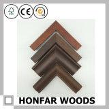 Blocco per grafici di legno quadrato di piccola dimensione della foto del Brown per la decorazione