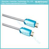 HDMI de alta velocidade ao cabo de HDMI com sustentação 3D do Ethernet