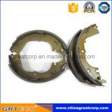 Sabots de frein de véhicule de constructeur de K2317 Chine pour Toyota
