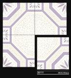 Donkere Tegels 400X400X7.6mm van de Vloer van de Kleur Ceramische