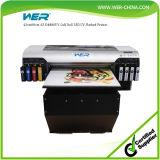 La impresora plana ULTRAVIOLETA del precio bajo A2 para el vidrio, el metal, el plástico y el acrílico