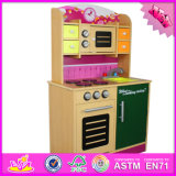 2016 Spitzenverkaufs-hölzerne Kind-Küche-gesetztes Spielzeug W10c013