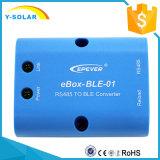 Uso del teléfono móvil Bluetooth para Ep Tracera controlador solar de comunicación Ebox-BLE-01