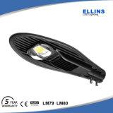 Lista di prezzi dell'indicatore luminoso di via della PANNOCCHIA LED di IP65 Bridgelux
