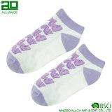 Шикарные связанные носки женщин лодыжки хлопка