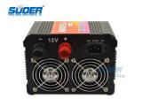 Suoer 1500W 12V all'onda di seno modificata 220V fuori dall'invertitore di potere di griglia (HAD-1500C)