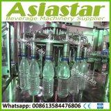 Completar plástico automática jugo de frutas Botella de enjuagado, llenado Máquina que capsula