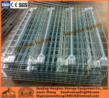Оптовый Decking шкафа паллета ячеистой сети металла для хранения пакгауза