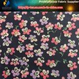 tela impresa tafetán del llano del poliester de 20d*20d 380t, tela de la ropa del calendario