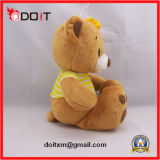 Urso enchido do luxuoso do urso da peluche do luxuoso do urso da peluche