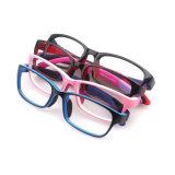 ハイエンドねじ安全Tr90光学Eyewearフレーム無し(YJ-T0703)
