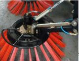 La balayeuse de route professionnelle de chariot élévateur balaye les outils puissants de nettoyage