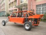 Chassi completamente montado para V6, motor do Buggy de duna de V8