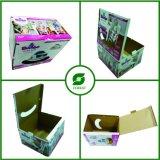 Cadre de empaquetage de laminage de carton coloré lustré d'impression pour la portée de bébé