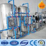 Areia do silicone/filtro ativo do cambista do íon do carbono/sódio
