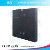 Bst Haute résolution P6 Outdoor LED Panneau d'affichage numérique 2500dots / Sqm Affichage LED publicitaire