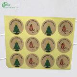Профессиональные стикеры рождества (KG-PT029)