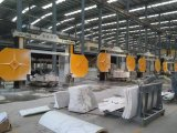 Stone Marble Granite CNC Diamond Wire Zaag Scherpe Machine