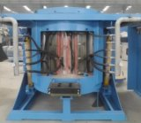 2 тонны печи индукции плавя для стали, плавить металлолома утюга, бросая