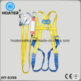 Chicote de fios do equipamento de segurança do produto da segurança do chicote de fios do corpo para escalar