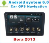 Lettore DVD Android dell'automobile del sistema 6.0 per Bora 2013 con percorso dell'automobile GPS/Car