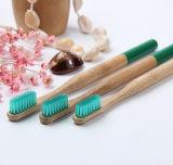Il multi bambù dell'amico di Eco dell'ambiente di colore rizza Childrentoothbrush (BC-T1034)